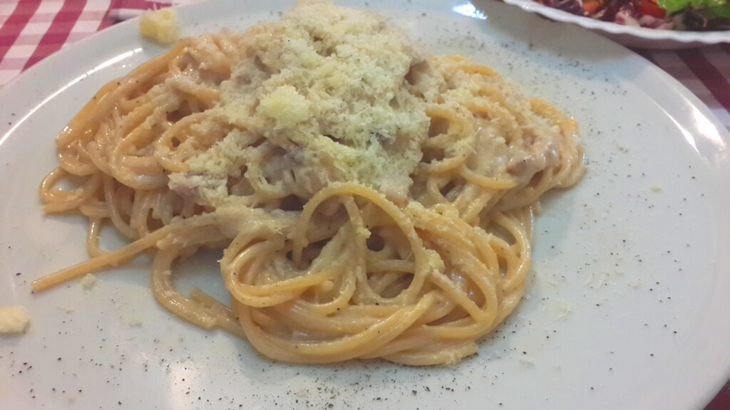Mâncarea italiană