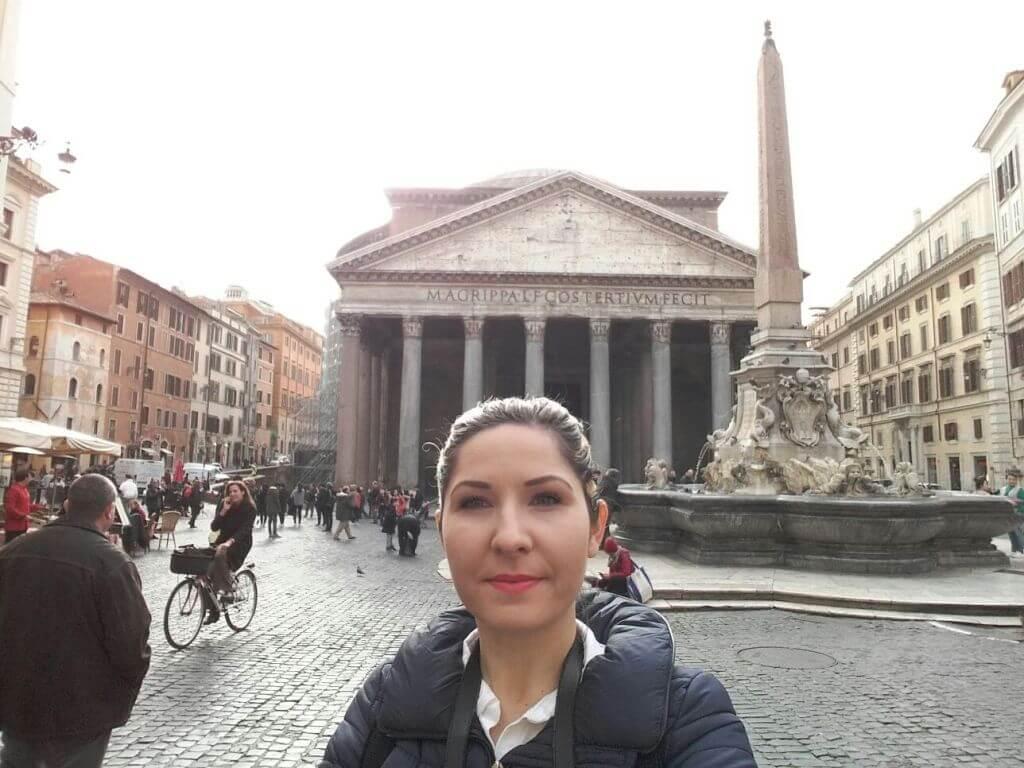 Panteonul -Roma