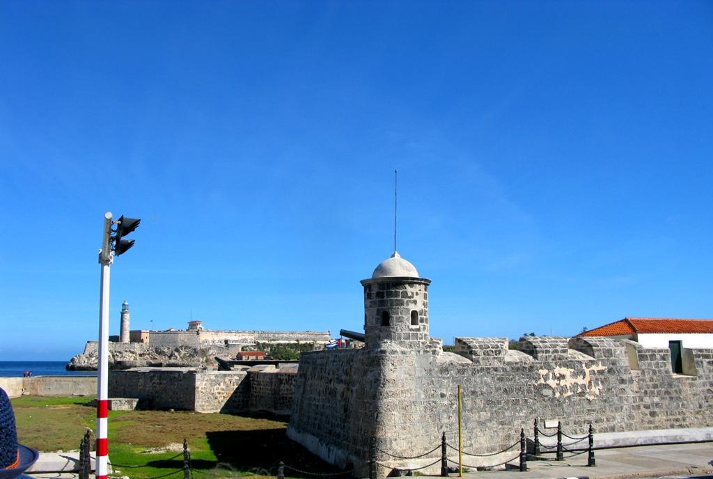 Havana - fortăreata