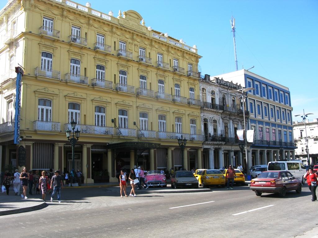 Hotel Inglatera - Havana