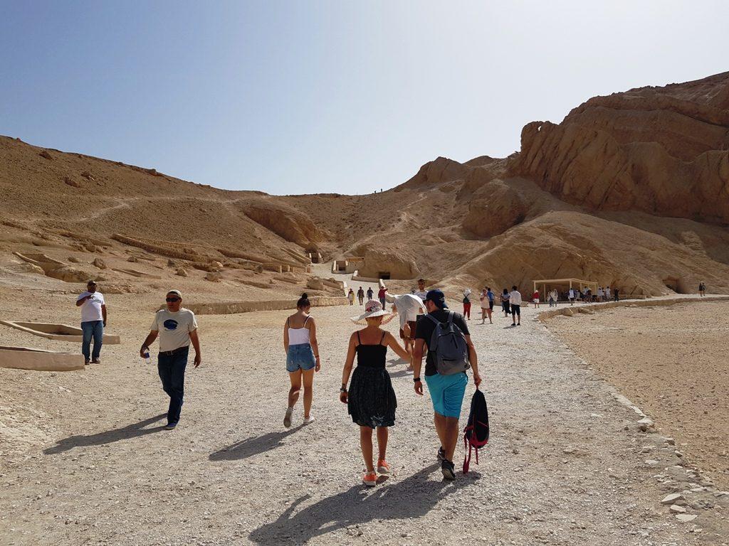 excursie la Luxor - Queen's Valley